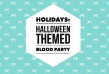 Halloween: Blood Party