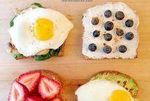 Breakfast / by Rebecca Schneider