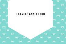 Travel: Ann Arbor