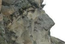 the stone people... / the stone people have much to teach us... they are the most oldest, ancient beings on mother earth... if you ever need to know anything, just ask a rock person.......