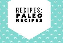 Recipes: Paleo Recipe Board / Looking for tasty Paleo recipes! LMK if you want to pin with me!