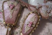 Pink and Chic / Some of my favorite shabby chic, vintage, and pink things / by Granny Bryant