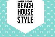 Home Decor: Beach House