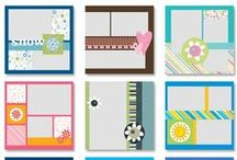 Scrapbooking Ideas / Ideas to spark my creativity when I get a chance to scrapbook