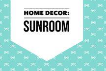 Home Decor: Sunroom / Sunroom second roomi