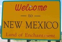 Land Of Enchantment - New Mexico