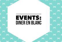 Events: Diner en Blanc / Diner en blanc planning