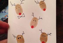 A simple Christmas / Easy, simple, cheap, creative Christmas x
