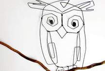 Owls / by Nana Enriquez-Garcia