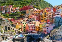 Beautiful Italy / My favorite international destination. I love the country, the people and the culture.