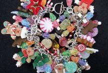 Jewelry: Wanda Maria Designs / Handmade art jewelry designs made by Wanda Maria Designs (formerly Two Crafty Mules)
