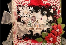 Art Journals & Fabric Books / by Wanda Eash