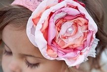 Handmade Flowers / by Wanda Eash