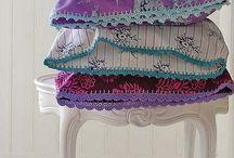 Pretty Pillows / by Nana Enriquez-Garcia
