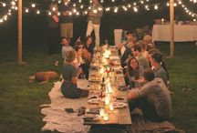 Outdoor spaces / by Ashley Holloway