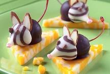 Cute foods :)  / by Marissa Isaacs