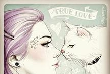 FurBalls / Have a love for animals. Esp Furry ones. / by Mistress Vamp