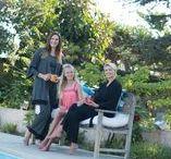 Women -KVH by Kelly Van Halen / Relaxed loungewear designed and made in Los Angeles by Kelly Van Halen. Women for women