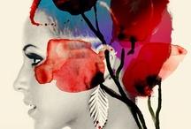 Collage & Illustrations