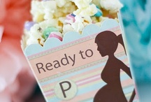 Baby Shower/Gender Reveal ideas / by Dani H
