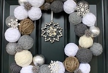 Wreaths / by Wanda Eash