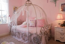 Kids Bedroom Inspiration / by Dani H