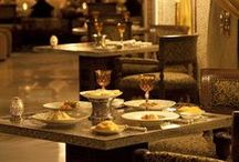 Distinctive Dining / There are three restaurants under the consultancy of Michelin-starred chef Yannick Alléno: French haute cuisine, traditional Moroccan and the international La Table
