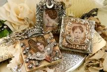 Jewelry: Mixed Media & Upcycled