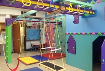 OT-SI - Sensory Spaces / OT sensory space ideas. design, equipment, and other inspirations and resources.  / by Marie Bell OTR