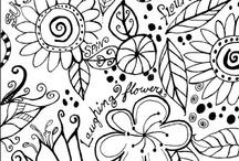 Art Journal Doodles & More