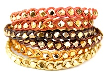 bracelet ideas / by Judy Beauchamp