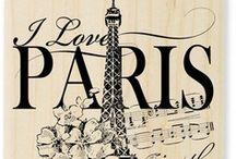 J'adore Paris! / by Lisa Anne Muir