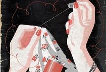 Vintage Sewing / by Wanda Eash