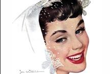 Vintage Brides / by Wanda Eash