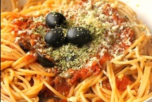 Food - Italian (Authentic) / Recipes featuring authentic Italian food.  (None of the Americanized versions...)