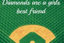 How can you not be romantic about baseball? / by Amanda Howell