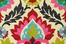 fabrics / by Mariette Page-Green