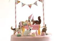 It's my Birthday / Party inspiration for the shop's 1st Birthday. 2013.
