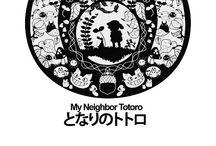 Someone is getting a Studio Ghibli birthday party / by Nana Enriquez-Garcia