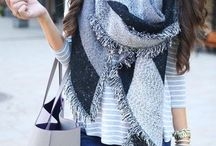 Cold Weather Wear / What to wear when the weather gets chilly  / by Marissa Isaacs