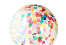 ♥ PARTIES / Kids. Birthdays. Party! Ideas, tips, awesome parties for everyone. Hip and modern.