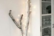 ♥ TWINKLE LIGHTS / Twinkle Lights. Christmas Lights. Decor and design ideas and tips.