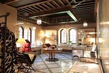 Royal Mansour Boutique / The Royal Mansour Boutique. A range of luxury goods and artisan crafts for sale.