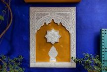Quintessentially Marrakech / This board shows some of the beautiful places to visit and things you must see in Marrakech