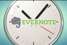 How to use Evernote / by Penney Fox | Inner Social Media-ness