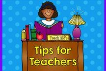 A+ Tips for Teachers / Classroom management ideas, behavior management strategies, and other helpful tips for teachers.  RULES: **Only blog posts and downloads using dropbox or google docs.   **No links to giveaways or sales. ********No links to stores.******** / by Teach123