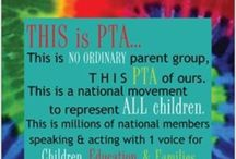Hey! Hey!   I'm  P T A! / PTA ideas...bulletin boards, activities, features....oh & who we are, we are PTA (NOT ATM!  ;) / by Lisa Anne Muir