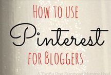 Visual Content and Image Resources for Bloggers / How can you use visual content to help your blog? Check out these tips on everything from using Pinterest to grow your blog traffic to resources to help you create your blog post images that get shared.