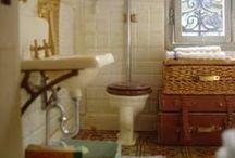 Doll's House - Bathroom / 1:12 scale bathrooms