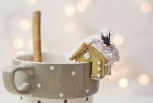 A Mini Christmas / Christmas doll's house inspiration, shopping and projects.